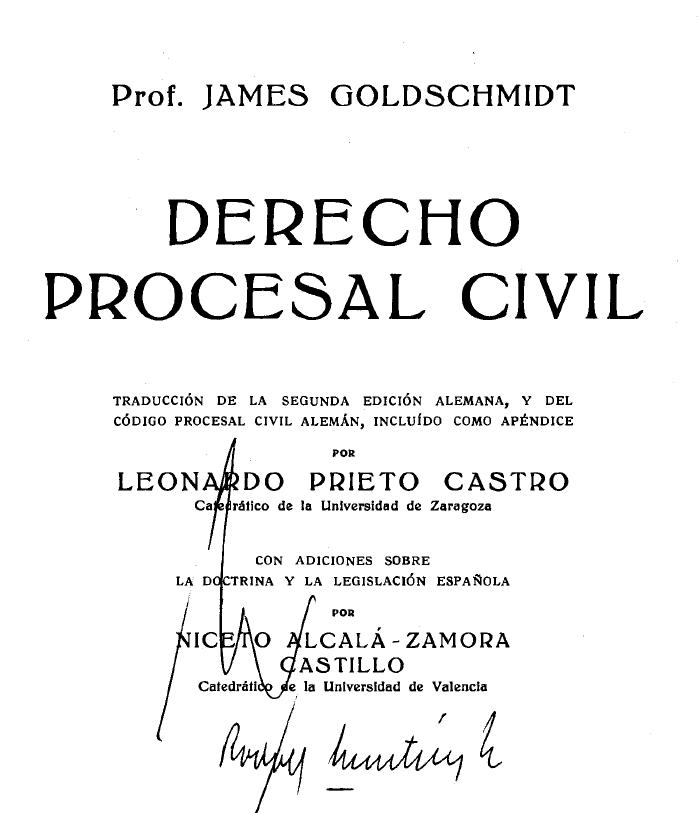 España Derecho