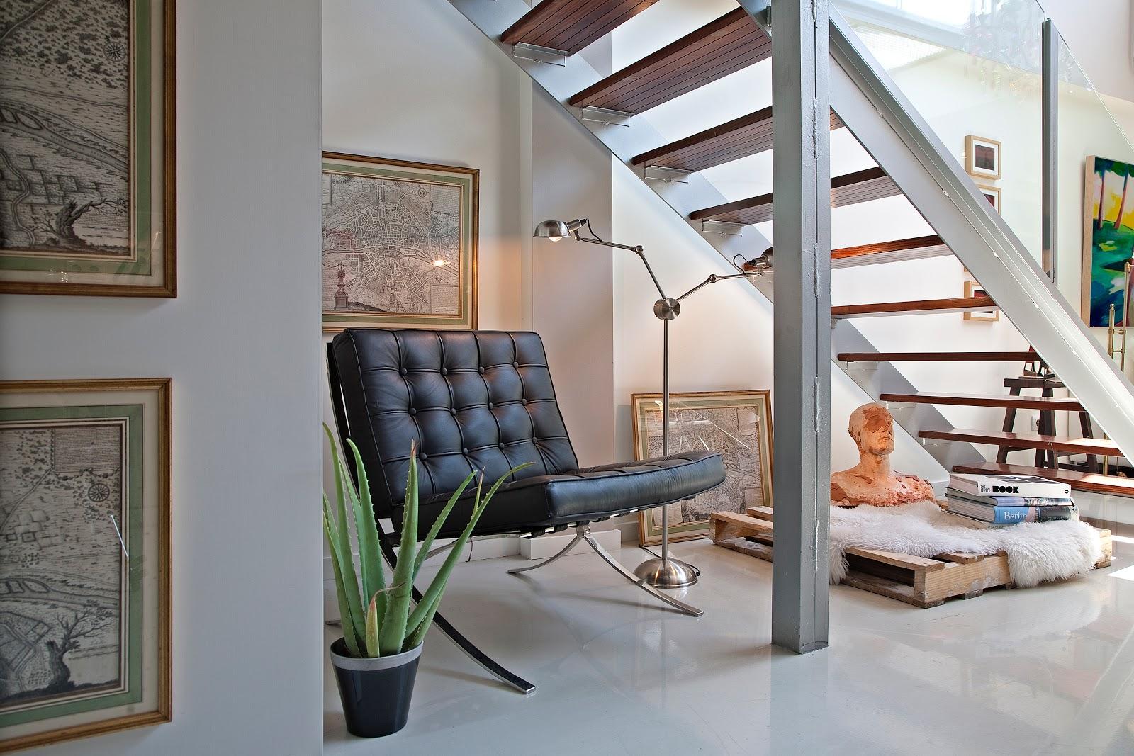 Daniel paya dise o de interiores arquitectura y - Lofts en madrid ...