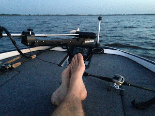 Insight Genesis maps help my bass fishing on my AERF Triton boat