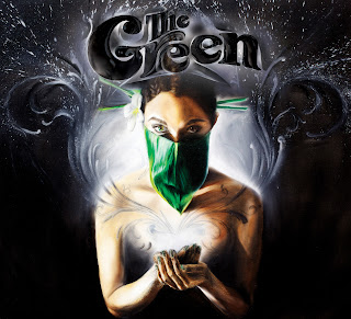 Album art for The Green's 2011 release 'Ways and Means'.
