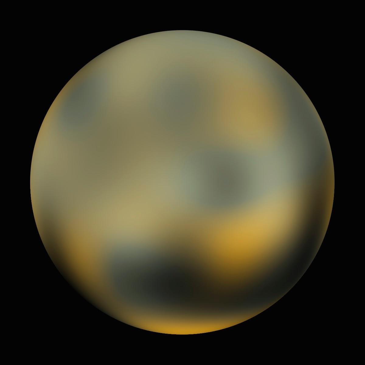 pluto the dawrf planet - photo #17