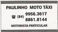 Ligue Paulinho Moto Taxista