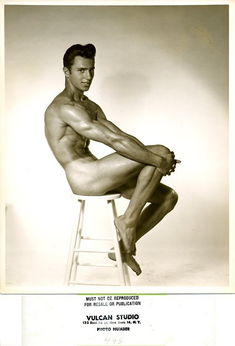 photographers of the male nude