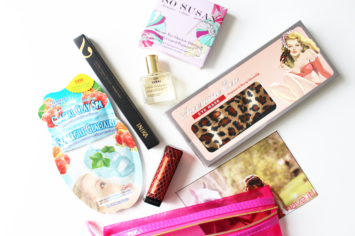 LUST HAVE IT // Women's Beauty Box August, September + October '14 | End of Month Reviews - CassandraMyee