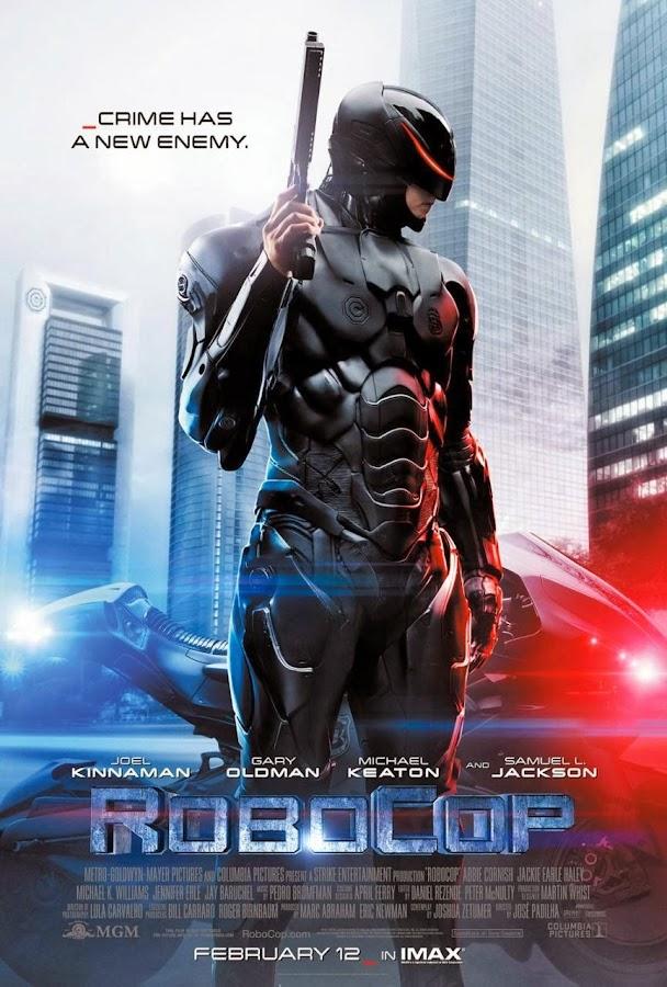 ตัวอย่างหนังใหม่ : Robocop โรโบค็อป (ซับไทย) ตัวอย่างที่ 2 poster