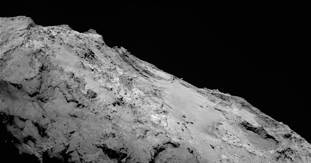 Credit: ESA/Rosetta/MPS for OSIRIS Team MPS/UPD/LAM/IAA/SSO/INTA/UPM/DASP/IDA