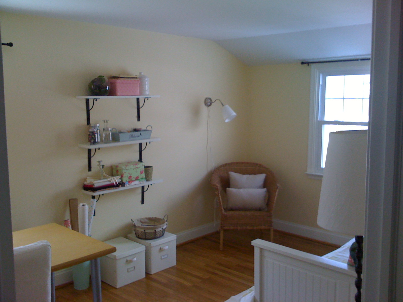 Decorating a Nursery for My Baby Girl! title=
