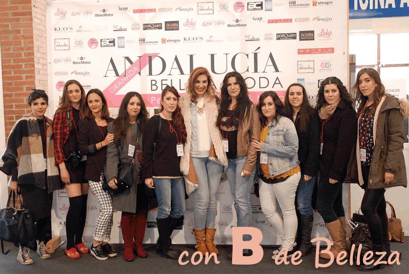 Vive Andalucía Belleza Blogueras