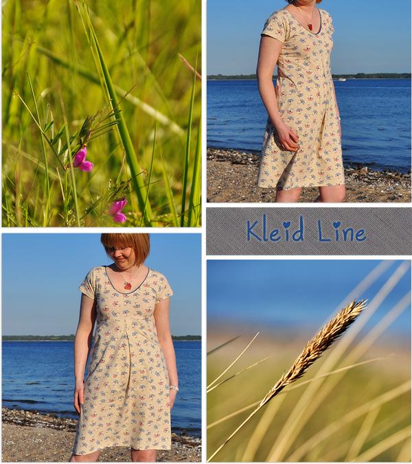 Sommerkleid Line by Allerlieblichst