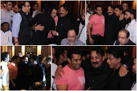 Shah Rukh, Salman Khan patch up