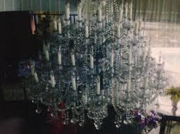 lampu kristal gantung