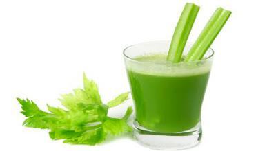Celery Juice Lower Blood Pressure