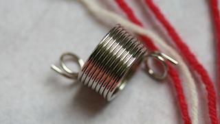 knitting thimble jacquard