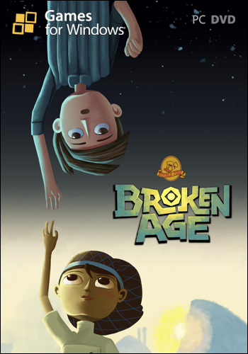 Broken Age: Act 1 PC Cover