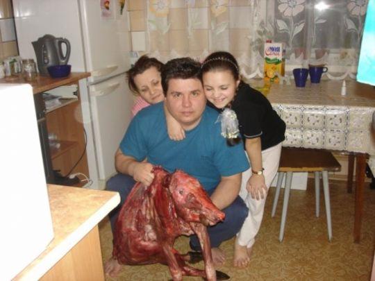 family bizarre