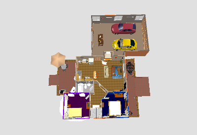 Sarah 39 S Blog My House From Sweet Home 3d