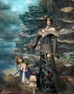 final fantasy x and x 2 hd remaster artwork 2 Final Fantasy X | X 2 HD Remaster (PS3)   Artwork