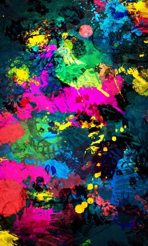 Fondos para whatsapp patada de caballo abstractos for Imagenes hd para movil