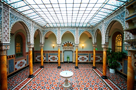 baden wuerttemberg blog bad wildbad palais thermal historische badekultur. Black Bedroom Furniture Sets. Home Design Ideas