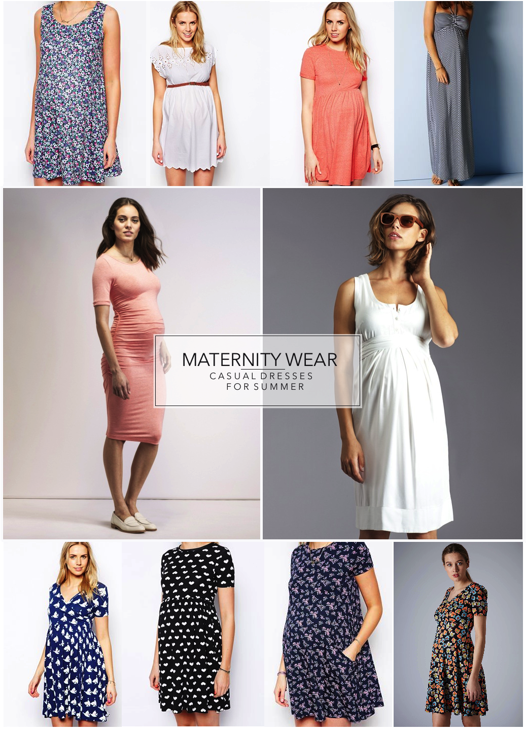Casual maternity dresses for summer oh so amelia with summer just around the corner although it may not feel like it yet its the perfect time to stock up on clothes whilst pregnant the last thing you ombrellifo Choice Image