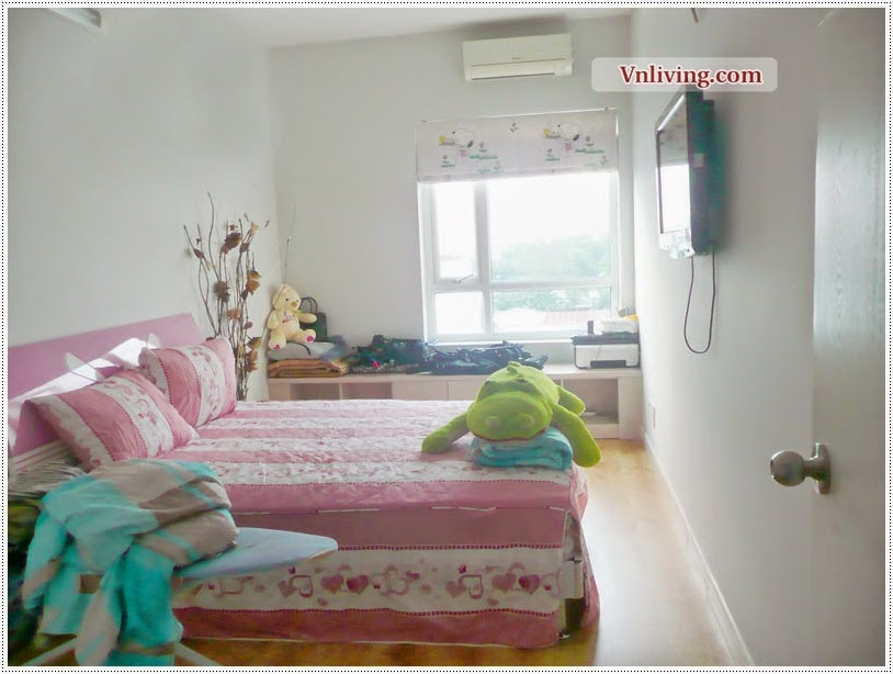 Phu Nhuan Tower for rent apartment