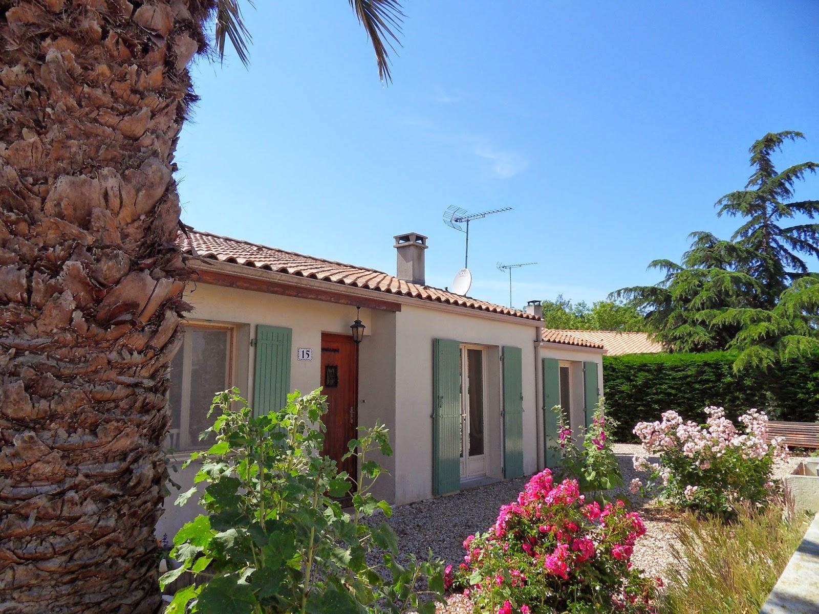 Maison denis pour 6 personnes - Maison jardin toulouse location saint denis ...