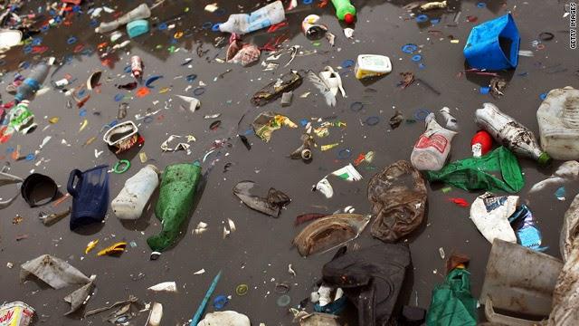 Αφθονία σκουπιδιών