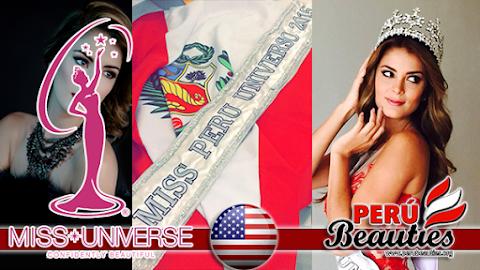 Laura Spoya rumbo a Las Vegas - Miss Universe 2015