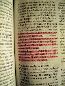 Rom 8: 37-39