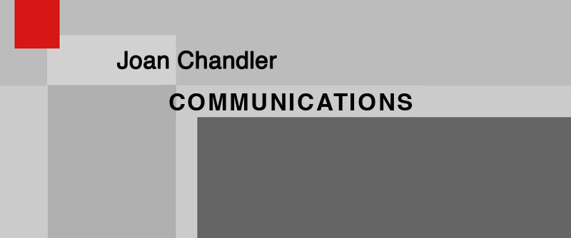 Joan Chandler Communications