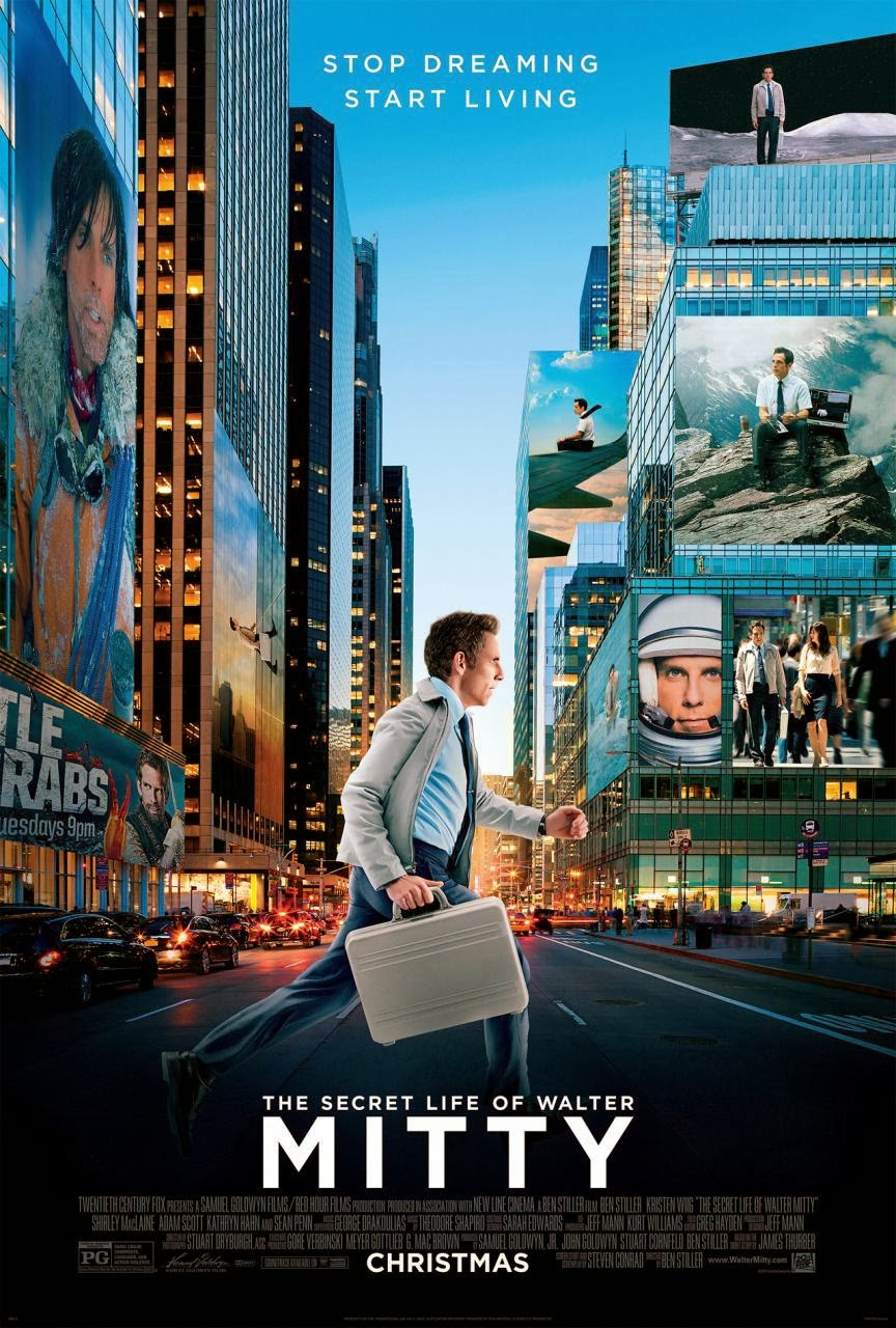 Cuộc Sống Bí Mật Của Walter Mitty - The Secret Life Of Walter Mitty