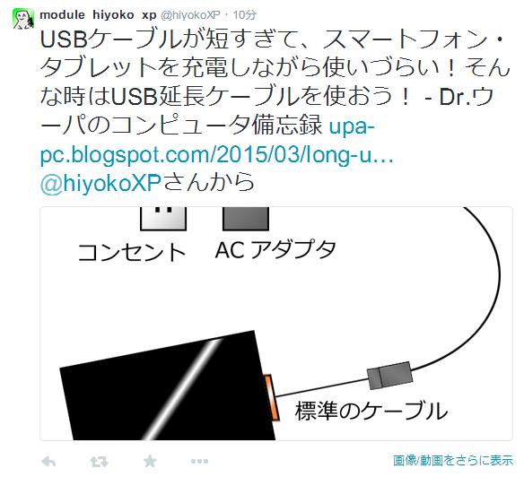 背景を透過色とした画像を追加したツイート タイムラインでは普通に見えている