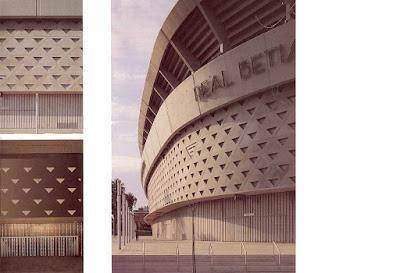Estadio de Fútbol Real Betis Balompié