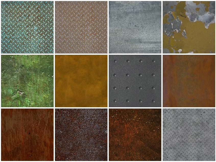 Metal Roof Texture Seamless Seamless Metals Roofing