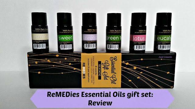 Essential oils set review