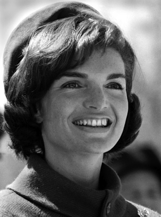 Jacqueline Kennedy Onassis, Jackie O | Portraits | Pinterest