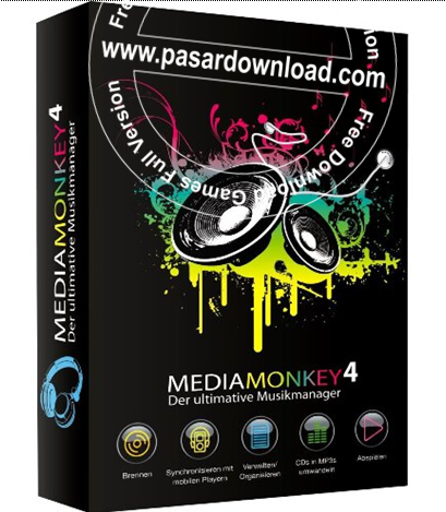 Free Download MediaMonkey Gold 4.1.0.1691 Final Full Patch