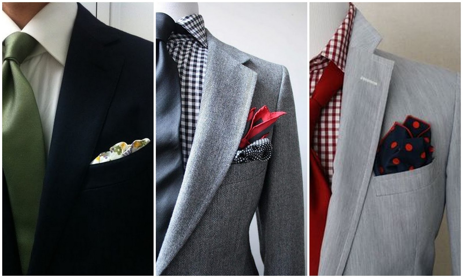 The Pocket Square Dilemma To Match Or Not