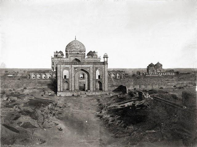 Humayun's tomb History