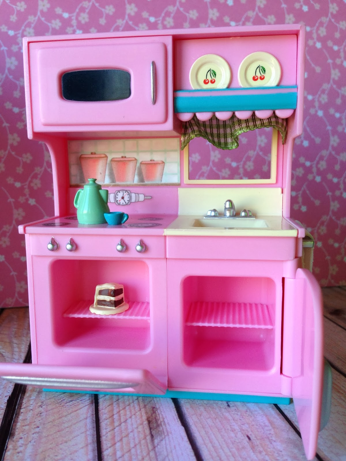 18 inch doll kitchen furniture once upon a doll collection bargain hunting at target wal mart