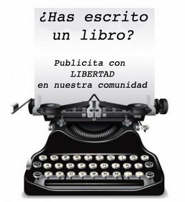 Publicita TU LIBRO con libertad