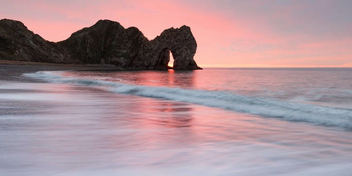 Andy Farrer - Purbeck Photographer, photographs scenes and landscapes around swanage and dorset