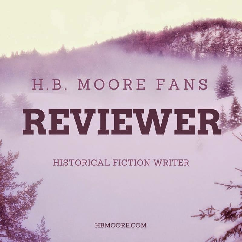I am an H. B. Moore Fans Reviewer