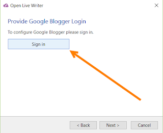 login-google-blogger