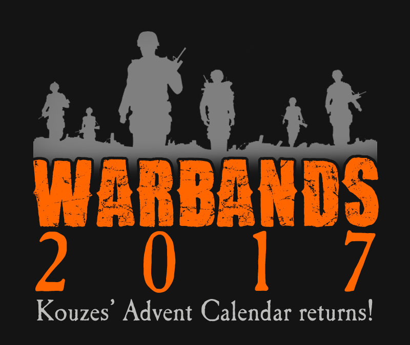 Warbands 2017