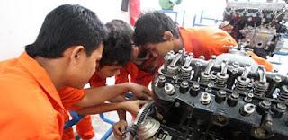 Prospek Kerja / Peluang Kerja Kuliah Di Jurusan Teknik Mesin