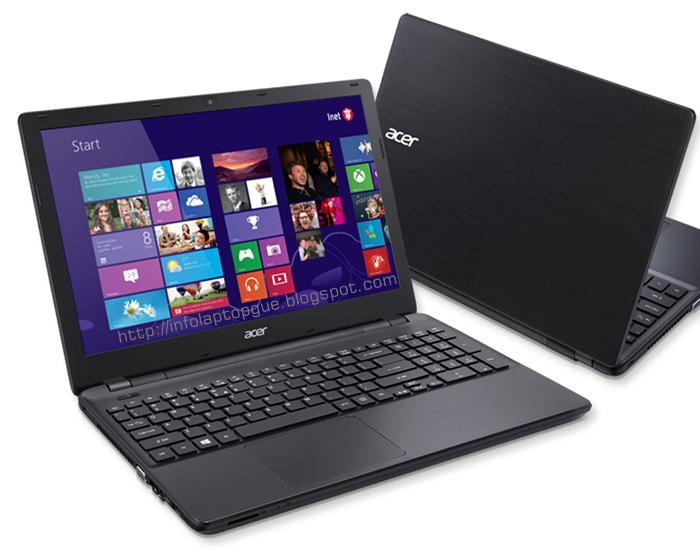 Harga dan Spesifikasi Terbaru Acer Aspire E5-551