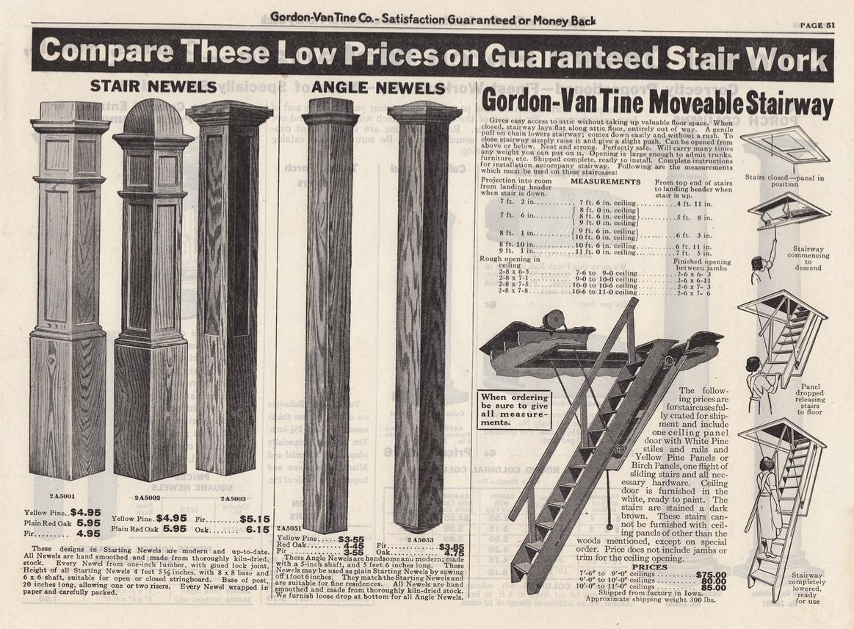 Sears House Seeker  Gordon Van Tine Glencoe In the City of Saint Louispage from gordon van tine building materials catalog