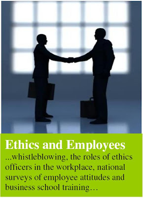 the ethics and responsibility of business executives Developing ethical leadership  4 business roundtable institute for corporate ethics responsibility and bowed apologetically  too often business executives.