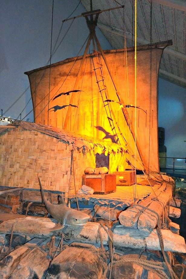 Kon-Tiki Museum - Bygdøy, Oslo